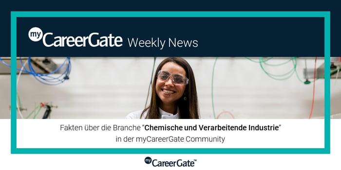 mCG_Weekly News_Chemische und Verarbeitende Industrie_Blog Header
